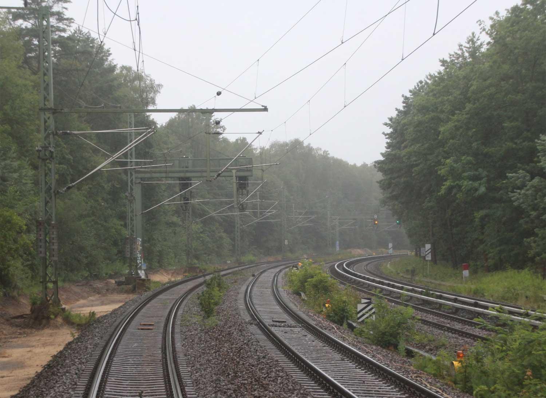 Frankfurt Berlin Km