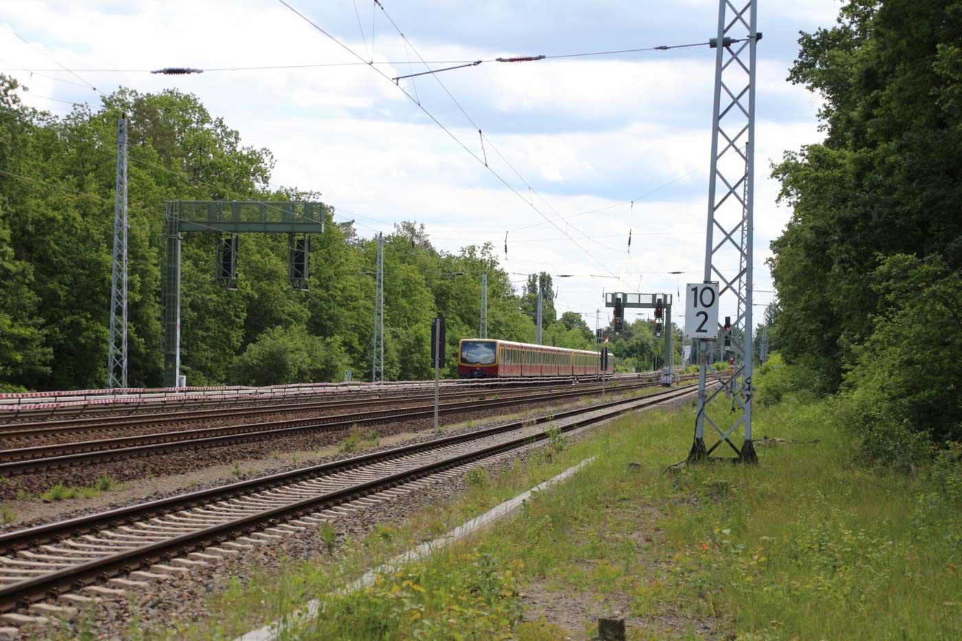 Bahn Kilometer